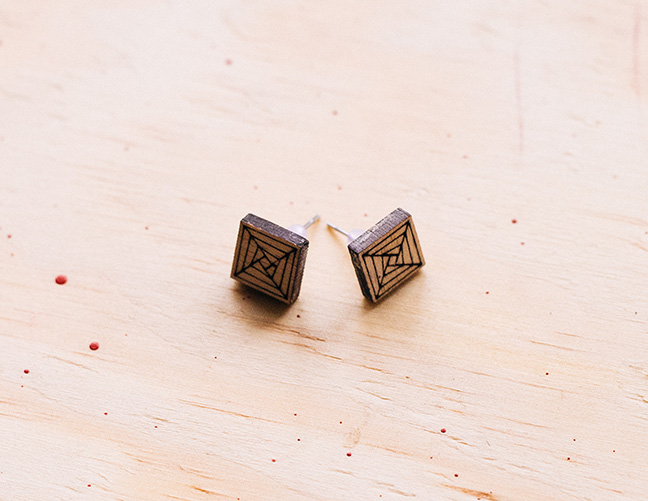 Earrings – studs